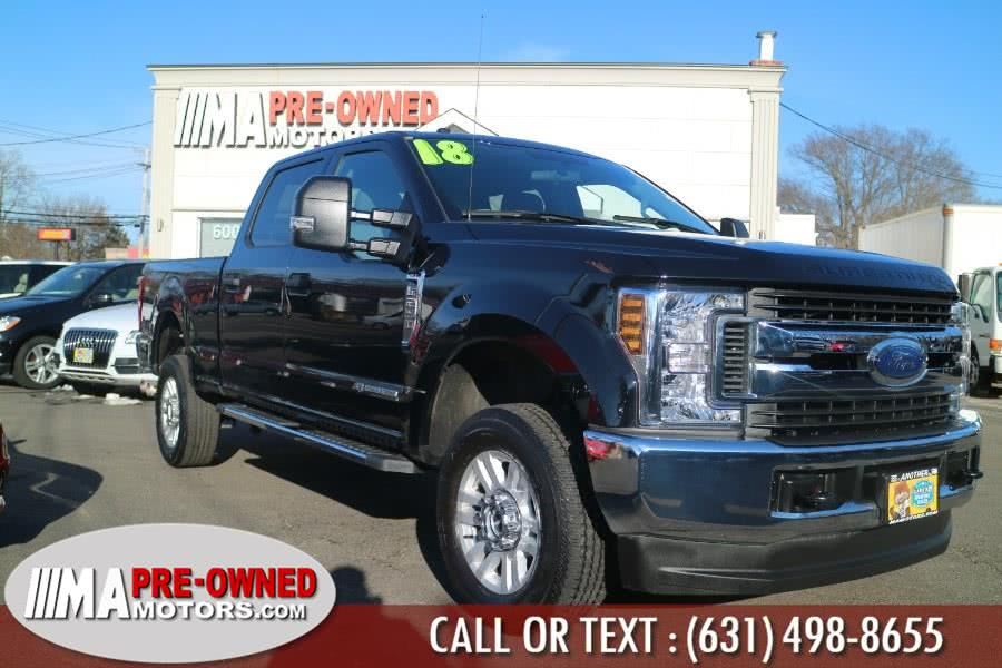 Used 2018 Ford Super Duty F-250 diesel in Huntington, New York | M & A Motors. Huntington, New York