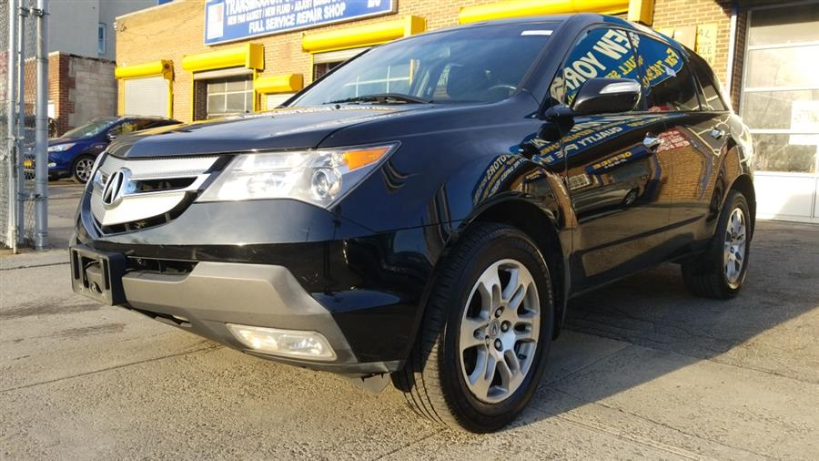2009 Acura MDX AWD 4dr, available for sale in Bronx, New York | New York Motors Group Solutions LLC. Bronx, New York