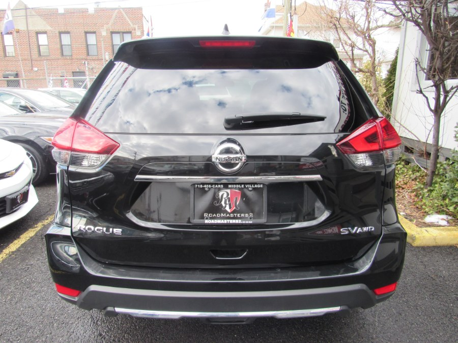 2018 Nissan Rogue AWD SV, available for sale in Middle Village, New York   Road Masters II INC. Middle Village, New York