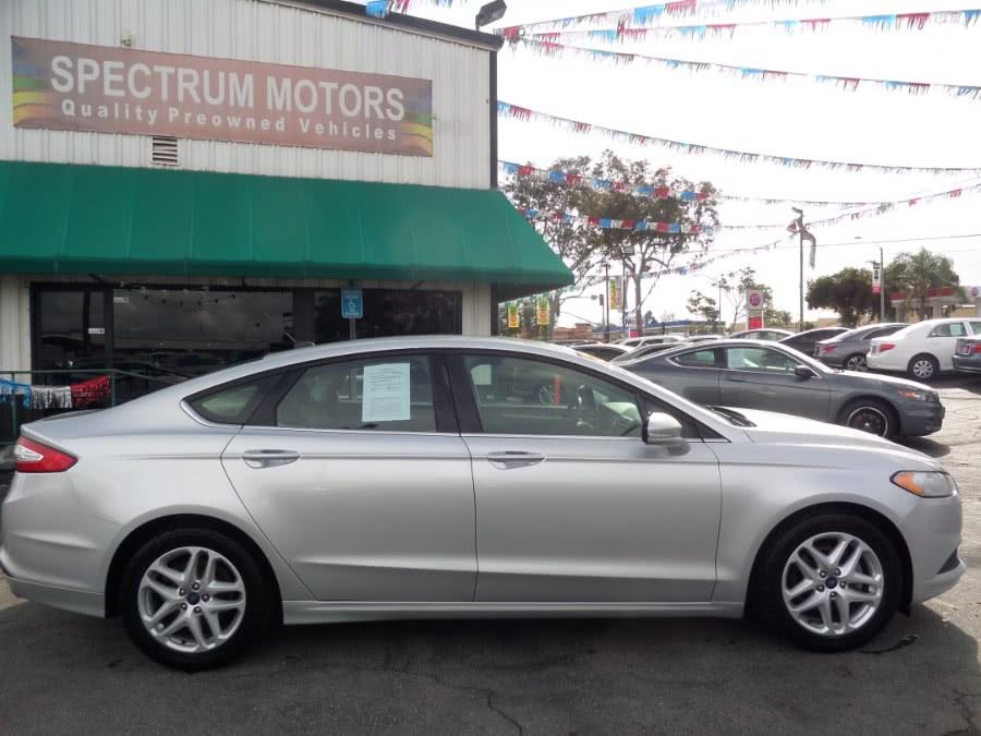 Used 2015 Ford Fusion in Corona, California | Spectrum Motors. Corona, California