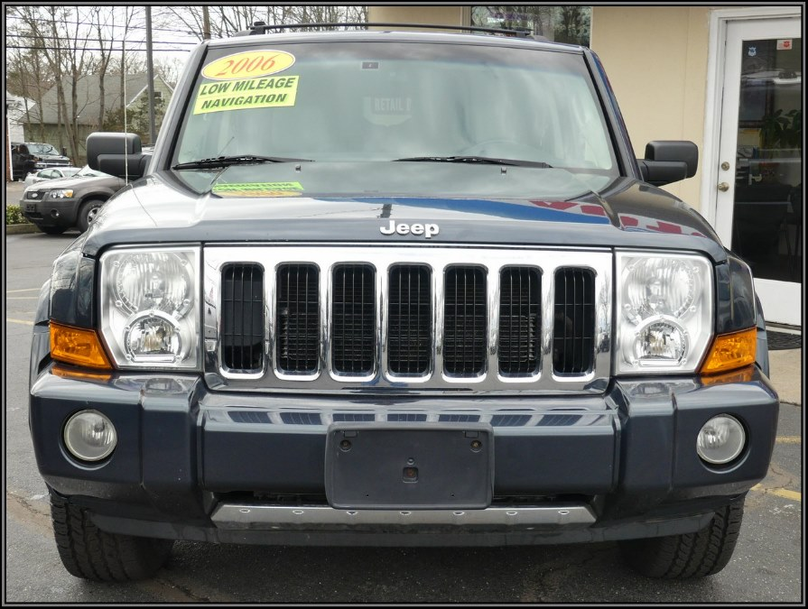 2006 Jeep Commander 4dr Limited 4WD, available for sale in Huntington Station, New York | My Auto Inc.. Huntington Station, New York