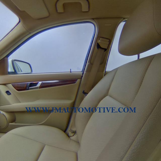 2008 Mercedes-benz C-class 4dr Sdn 3.0L Luxury 4MATIC, available for sale in Naugatuck, Connecticut | J&M Automotive Sls&Svc LLC. Naugatuck, Connecticut