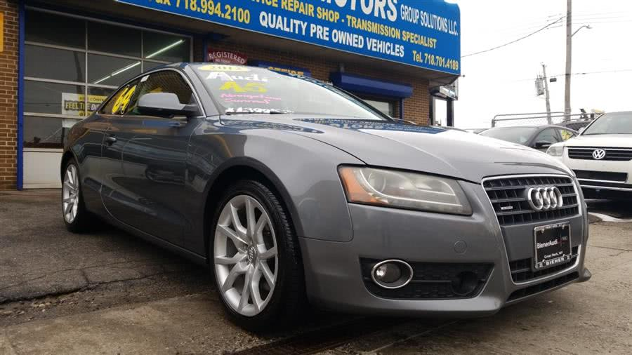 Used 2012 Audi A5 in Bronx, New York | New York Motors Group Solutions LLC. Bronx, New York