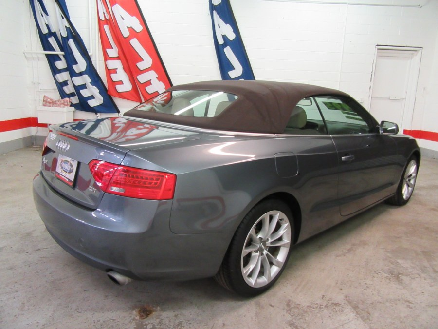 2013 Audi A5 2dr Cabriolet Auto FrontTrak 2.0T Premium, available for sale in Little Ferry, New Jersey | Royalty Auto Sales. Little Ferry, New Jersey