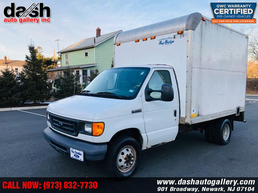 2006 Ford Econoline Commercial Cutaway E-350 Super Duty 176