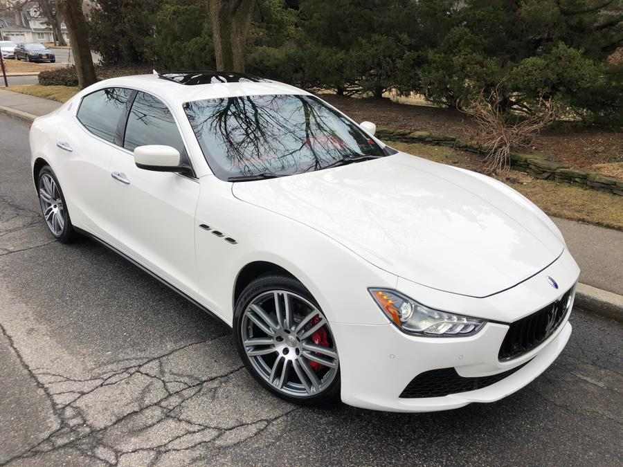 2015 Maserati Ghibli 4dr Sdn S Q4, available for sale in Franklin Square, New York | Luxury Motor Club. Franklin Square, New York