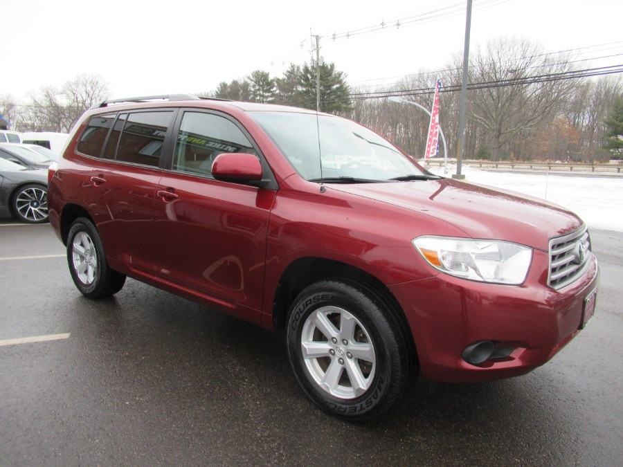 2010 Toyota Highlander 4WD 4dr V6  Base, available for sale in South Windsor, Connecticut | Mike And Tony Auto Sales, Inc. South Windsor, Connecticut