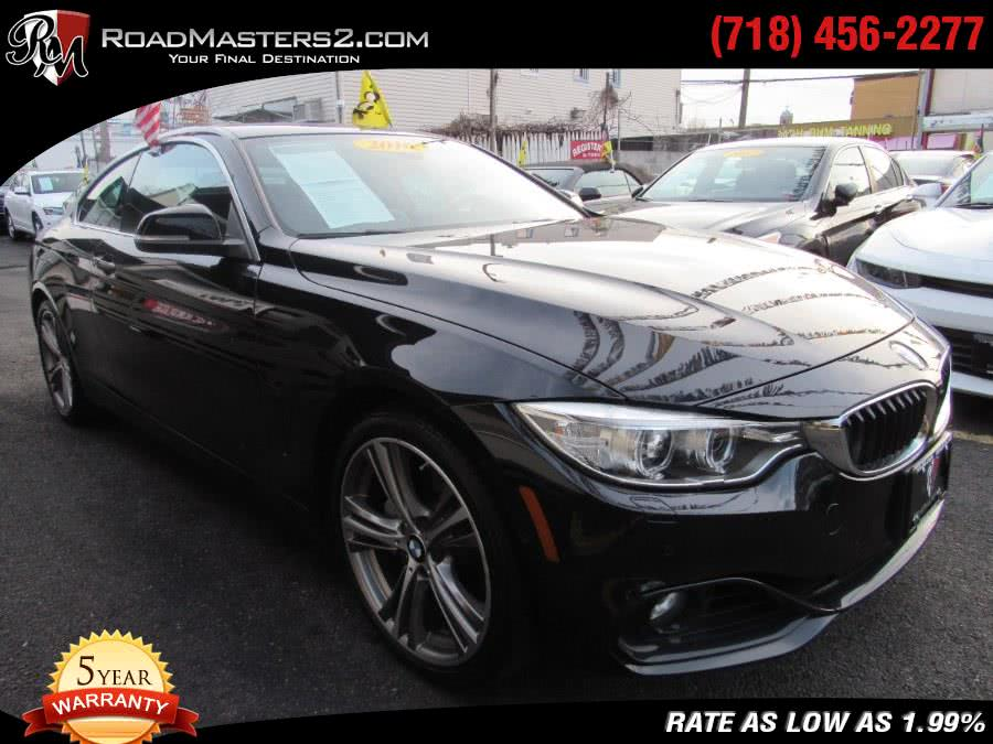 Used 2016 BMW 435i in Middle Village, New York   Road Masters II INC. Middle Village, New York