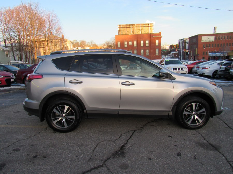 2018 Toyota RAV4 XLE AWD (Natl), available for sale in Worcester, Massachusetts | Hilario's Auto Sales Inc.. Worcester, Massachusetts