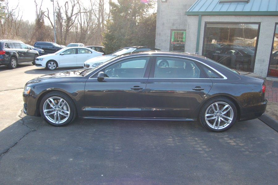 2016 Audi A8 L 4dr Sdn 4.0T Sport, available for sale in Old Saybrook, Connecticut | M&N`s Autohouse. Old Saybrook, Connecticut