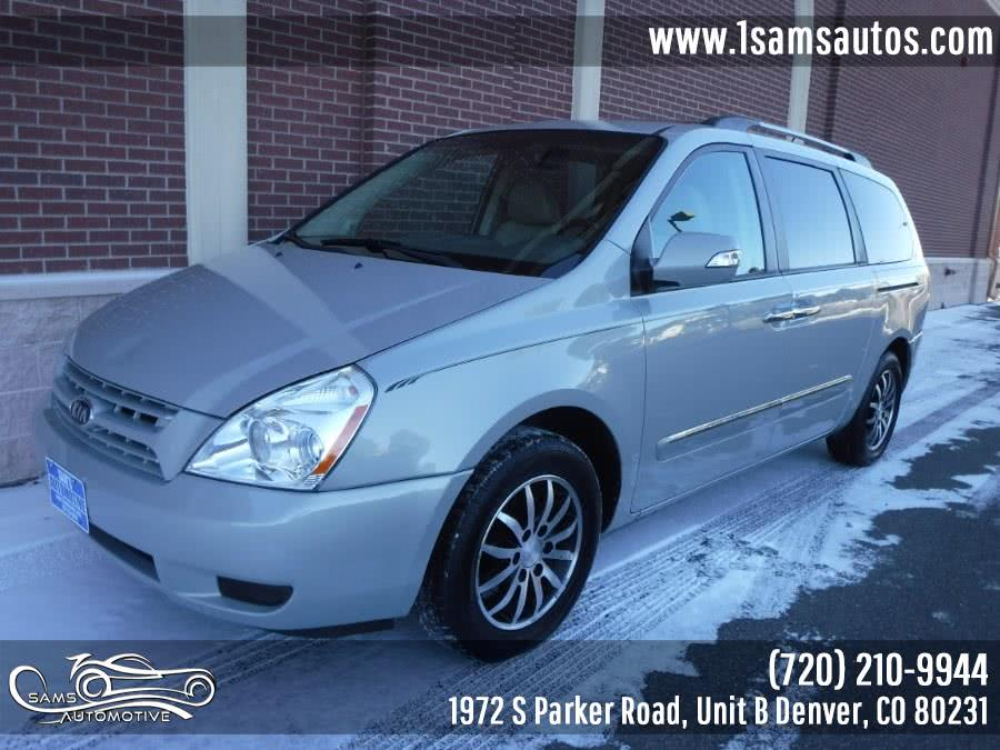 Used 2012 Kia Sedona in Denver, Colorado | Sam's Automotive. Denver, Colorado