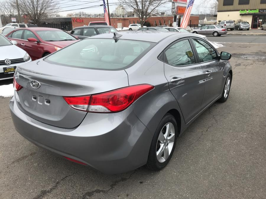 2012 Hyundai Elantra 4dr Sdn Auto GLS, available for sale in West Hartford, Connecticut | Auto Store. West Hartford, Connecticut