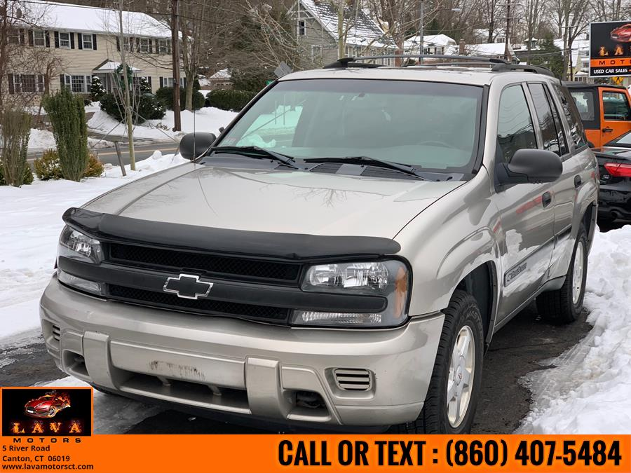 Used 2002 Chevrolet TrailBlazer in Canton, Connecticut | Lava Motors. Canton, Connecticut
