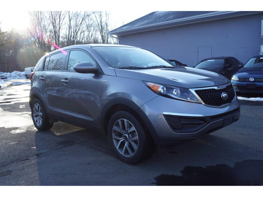 2016 Kia Sportage LX, available for sale in Canton, Connecticut | Canton Auto Exchange. Canton, Connecticut