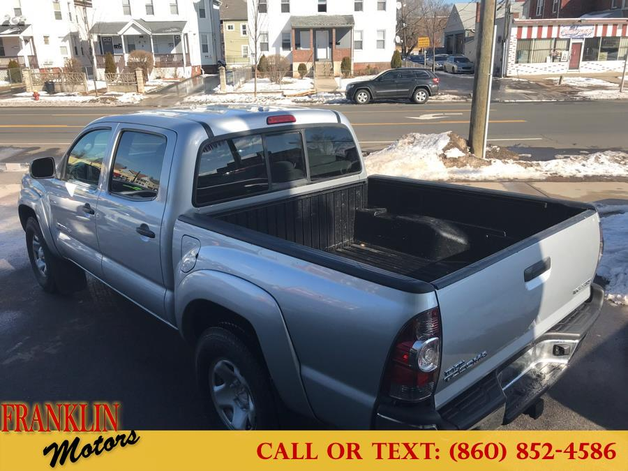 2010 Toyota Tacoma 4WD Double V6 AT, available for sale in Hartford, Connecticut | Franklin Motors Auto Sales LLC. Hartford, Connecticut