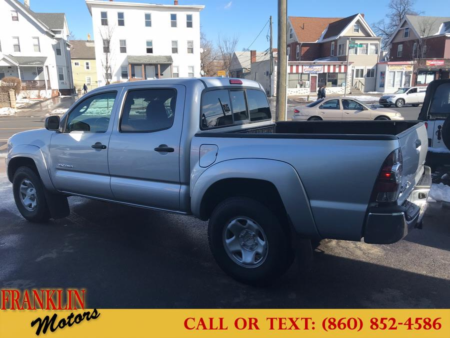 Used Toyota Tacoma 4WD Double V6 AT 2010 | Franklin Motors Auto Sales LLC. Hartford, Connecticut