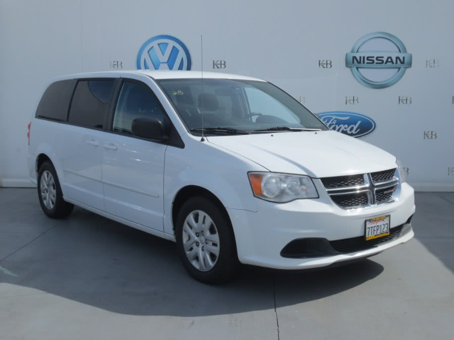 Used 2016 Dodge Grand Caravan in Santa Ana, California | Auto Max Of Santa Ana. Santa Ana, California