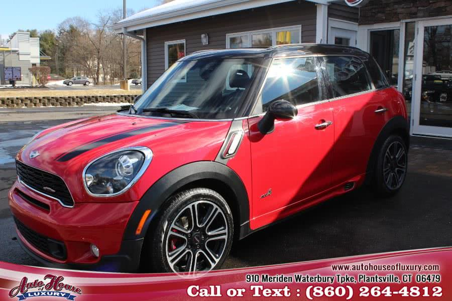 Used 2013 MINI Cooper Countryman in Plantsville, Connecticut | Auto House of Luxury. Plantsville, Connecticut