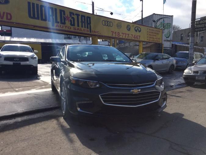Used 2018 Chevrolet Malibu in Astoria, New York   World Star Auto Sales . Astoria, New York