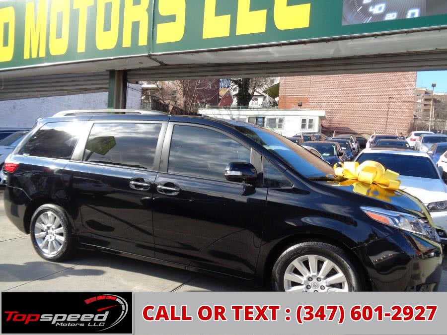 Used 2015 Toyota Sienna AWD Limited Premium Presidential Limo Conv in Jamaica, New York | Top Speed Motors LLC. Jamaica, New York