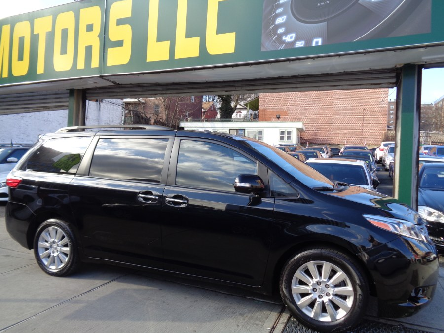2015 Toyota Sienna AWD Limited Premium Presidential Limo Conv Navigation Camera Bluetooth XM JBL Panoramic, available for sale in Jamaica, New York | Top Speed Motors LLC. Jamaica, New York
