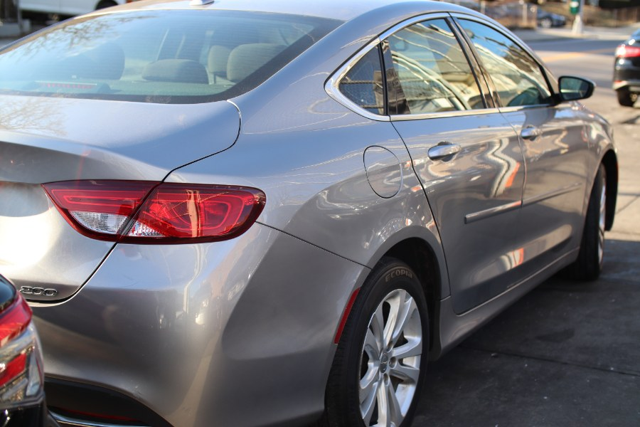 2015 Chrysler 200 4dr Sdn Limited FWD, available for sale in Jamaica, New York | Hillside Auto Mall Inc.. Jamaica, New York