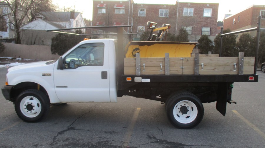 2002 FORD F550 DUMP, available for sale in Bronx, New York | TNT Auto Sales USA inc. Bronx, New York