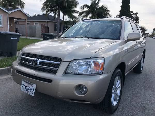 Used 2007 Toyota Highlander Hybrid in Orange, California | Carmir. Orange, California