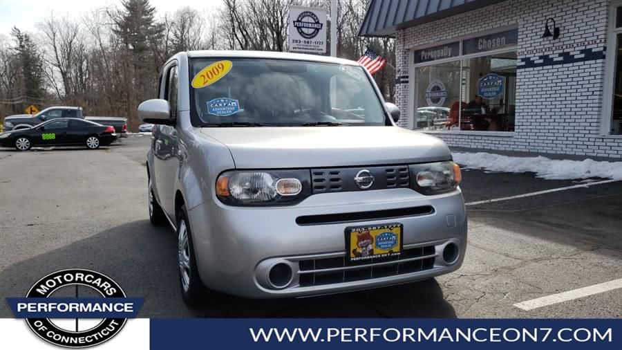 Used Nissan cube 5dr Wgn I4 CVT 1.8 S 2009 | Performance Motor Cars. Wilton, Connecticut