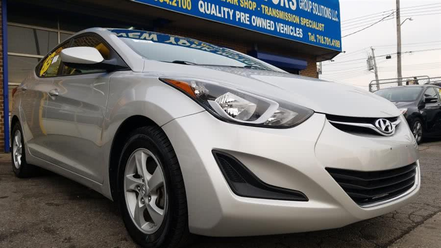 Used 2015 Hyundai Elantra in Bronx, New York | New York Motors Group Solutions LLC. Bronx, New York