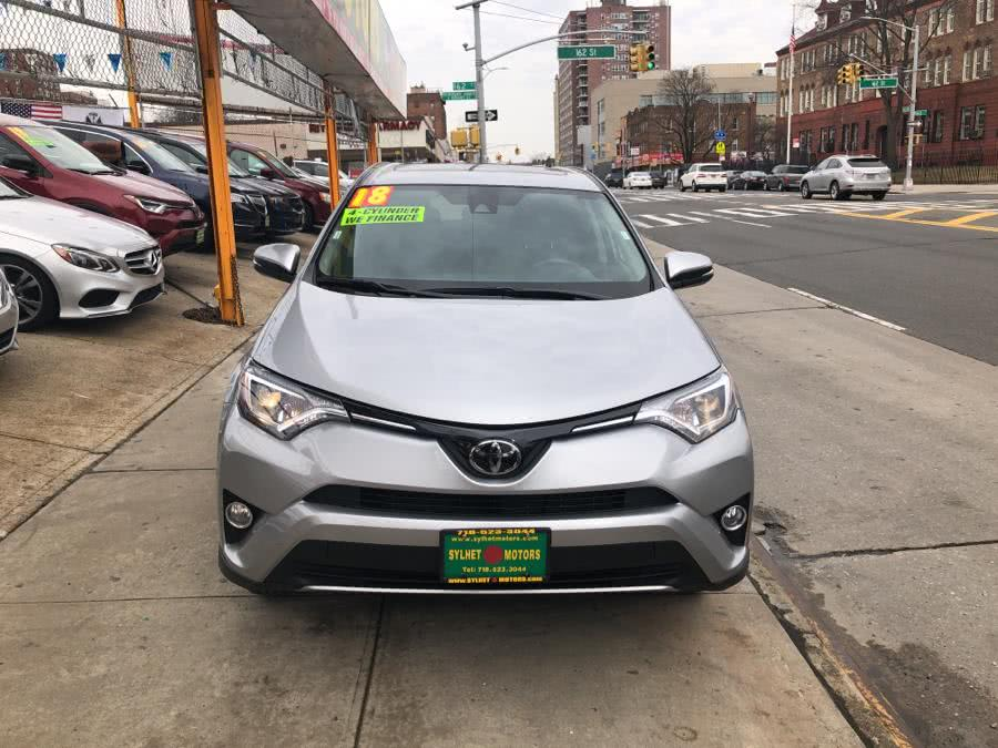 Used 2018 Toyota RAV4 in Jamaica, New York | Sylhet Motors Inc.. Jamaica, New York