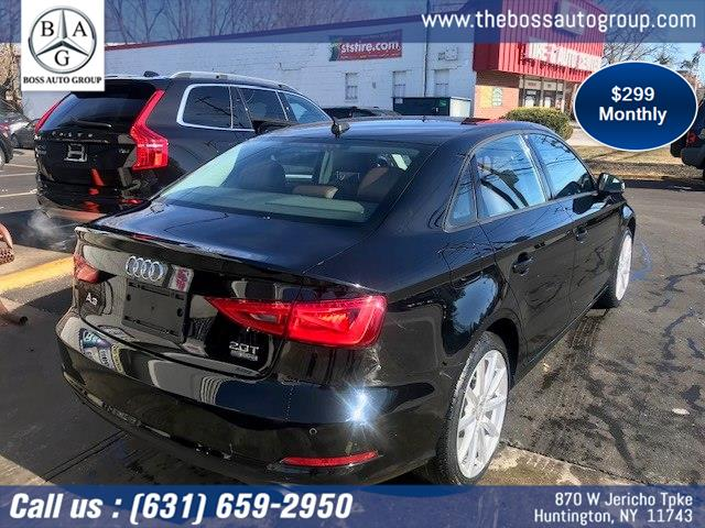 Used Audi A3 4dr Sdn quattro 2.0T Premium 2016 | The Boss Auto Group . Huntington, New York