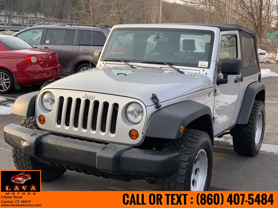 Used 2008 Jeep Wrangler in Canton, Connecticut | Lava Motors. Canton, Connecticut