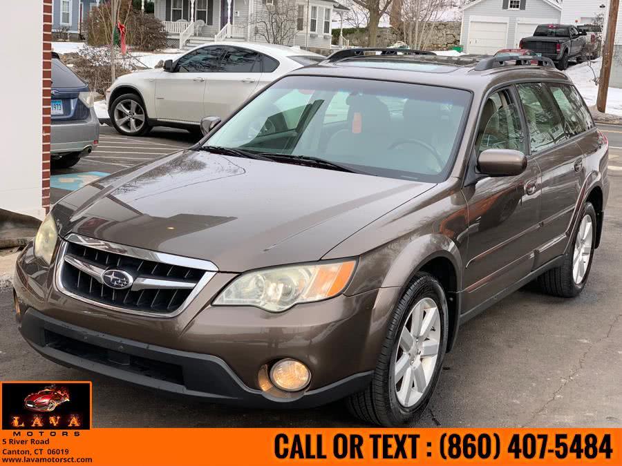 Used 2008 Subaru Outback (Natl) in Canton, Connecticut | Lava Motors. Canton, Connecticut