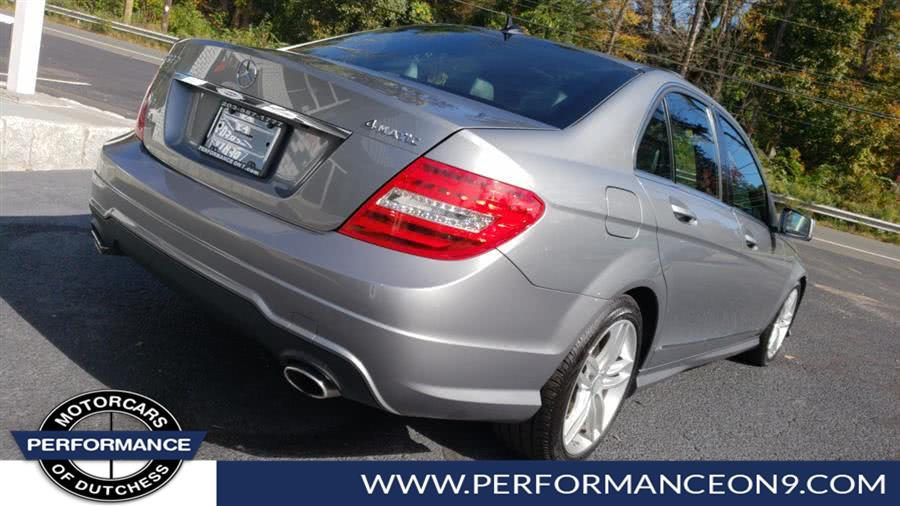 2013 Mercedes-Benz C-Class 4dr Sdn C300 Luxury 4MATIC, available for sale in Wappingers Falls, New York | Performance Motorcars Inc. Wappingers Falls, New York