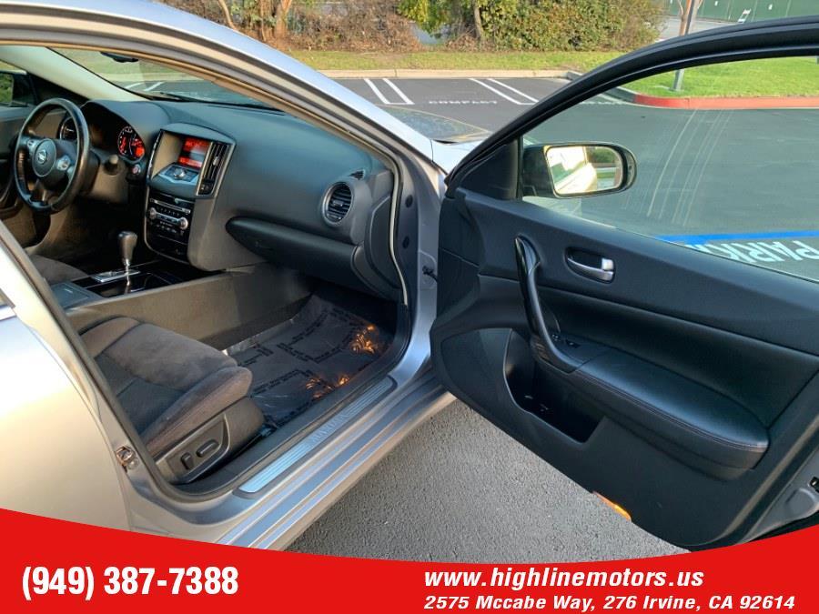 Used Nissan Maxima V6 CVT 3.5  w/Premium Pkg 2009 | High Line Motors LLC. Irvine, California