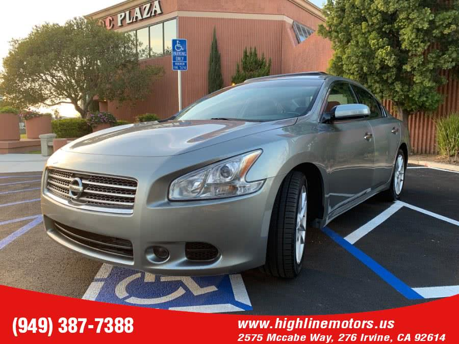 Used 2009 Nissan Maxima in Irvine, California | High Line Motors LLC. Irvine, California