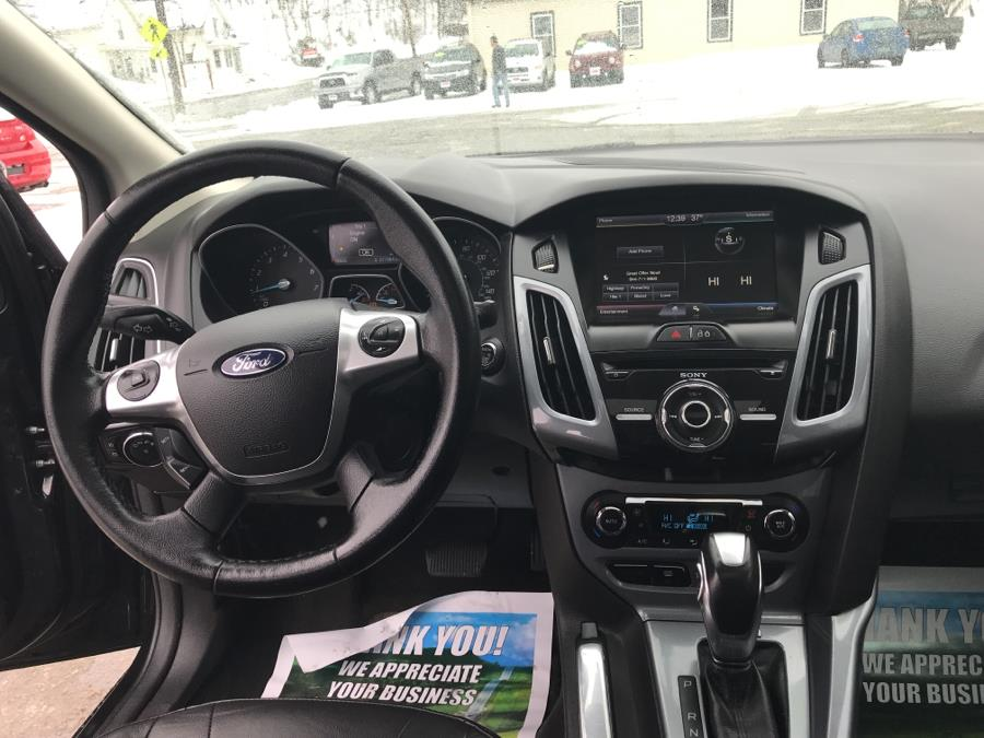 2014 Ford Focus 4dr Sdn Titanium, available for sale in Barre, Vermont | Routhier Auto Center. Barre, Vermont