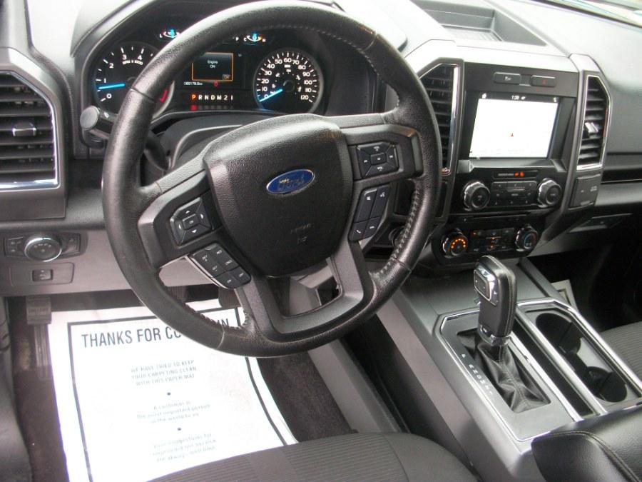 2016 Ford F-150 Sport 4WD SuperCrew 157