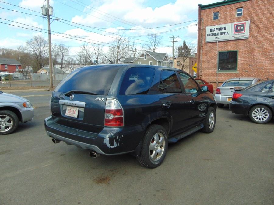 2004 Acura MDX 4dr SUV, available for sale in Danbury, Connecticut | Car City of Danbury, LLC. Danbury, Connecticut