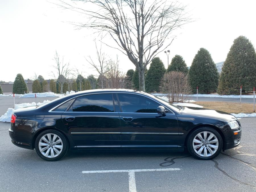 2008 Audi A8 L 4dr Sdn 4.2L, available for sale in Bristol , Connecticut | Riverside Auto Center LLC. Bristol , Connecticut