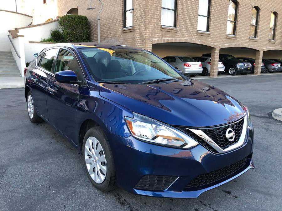 2017 Nissan Sentra S CVT, available for sale in Lake Forest, California | Carvin OC Inc. Lake Forest, California