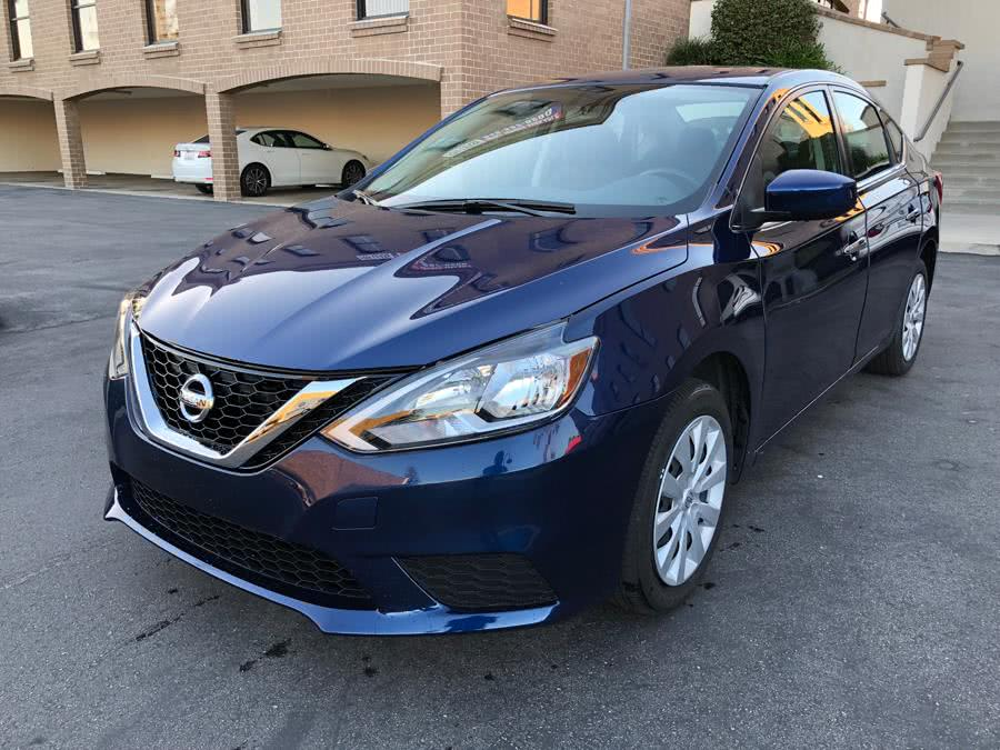 2017 Nissan Sentra S CVT, available for sale in Lake Forest, CA