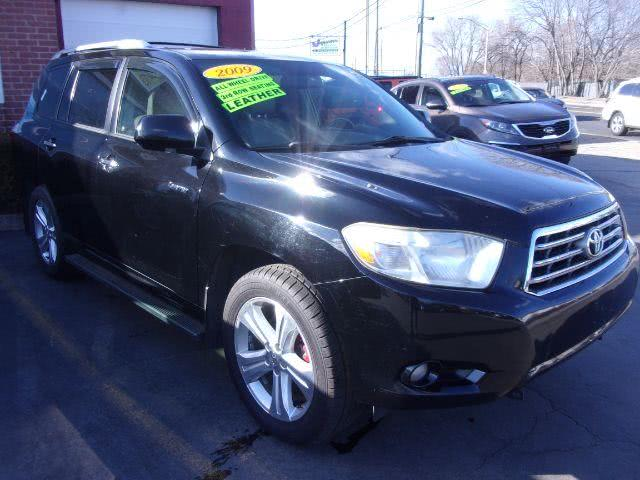 Used 2009 Toyota Highlander in New Haven, Connecticut   Boulevard Motors LLC. New Haven, Connecticut