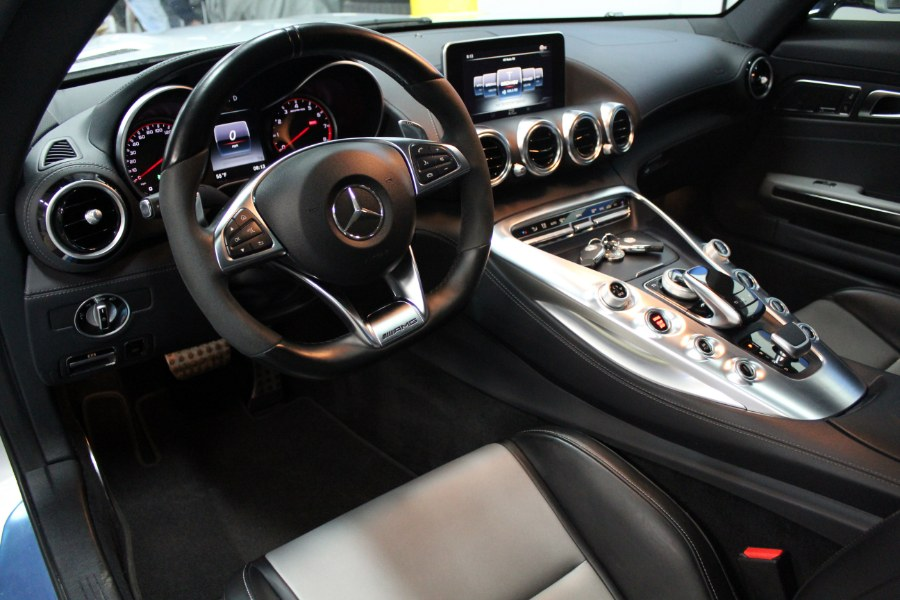 2016 Mercedes-Benz AMG GT 2dr Cpe S, available for sale in Farmington, Connecticut | Driving Image Imports LLC. Farmington, Connecticut