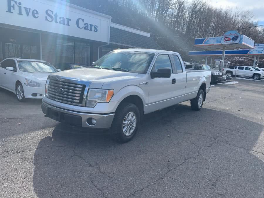 Used Ford F-150 4WD SuperCab 163