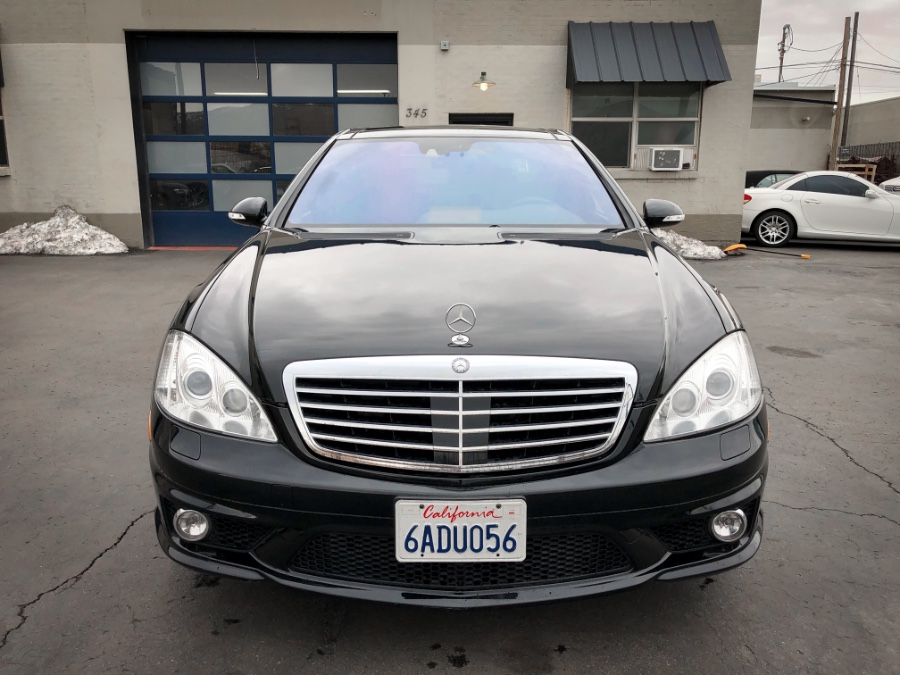 2008 Mercedes-Benz S-Class 4dr Sdn 6.3L V8 AMG RWD, available for sale in Salt Lake City, Utah | Guchon Imports. Salt Lake City, Utah