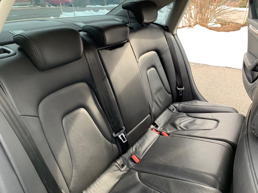 2009 Audi A4 4dr Sdn Auto 2.0T quattro Prestige, available for sale in Bristol , Connecticut | Riverside Auto Center LLC. Bristol , Connecticut