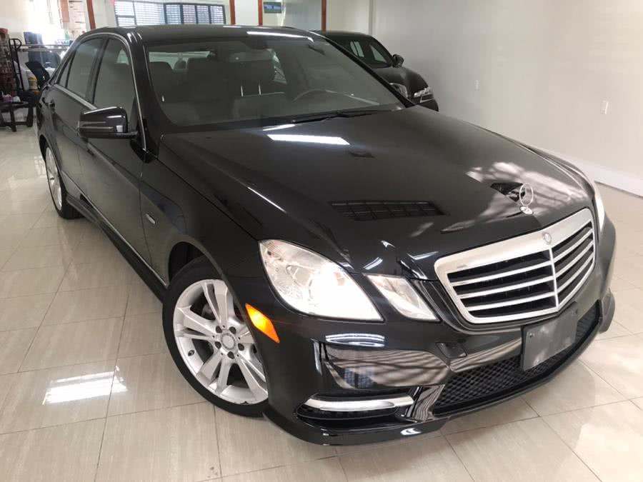 Used Mercedes-Benz E-Class 4dr Sdn E350 Sport 4MATIC 2012 | Luxury Auto Group. Bronx, New York