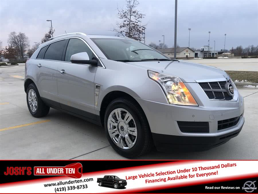 Used 2010 Cadillac SRX in Elida, Ohio | Josh's All Under Ten LLC. Elida, Ohio